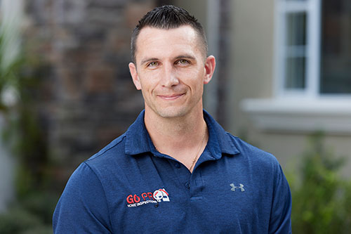 Jonathon-Hester, one of the home inspectors of GoPro Home Inspections